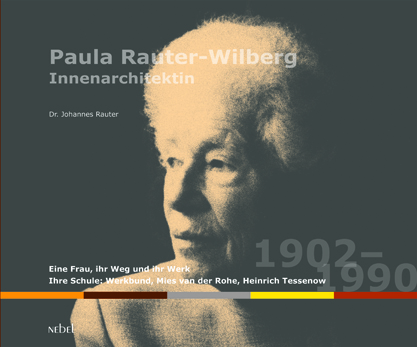 Paula Rauter-Willberg, Innenarchitektin